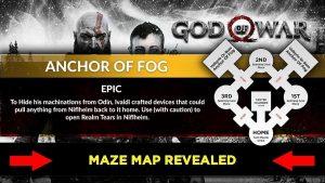 Anchor Of Fog God Of War