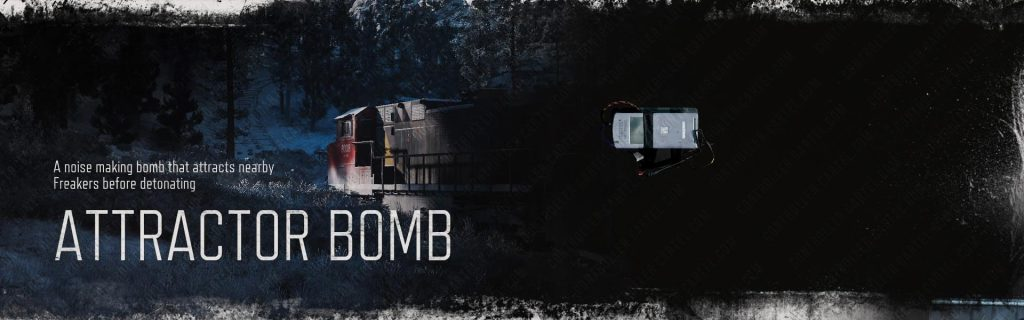 Days Gone Attractor Bomb 1
