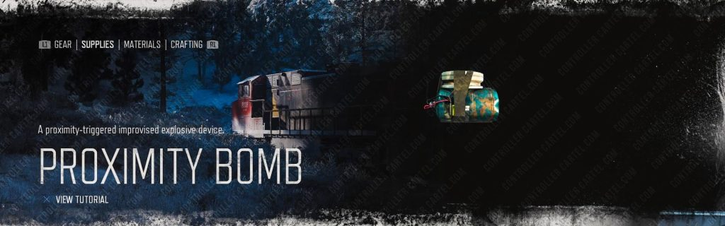 Proximity Bomb Banner