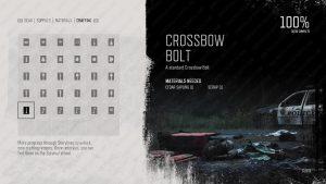 Regular Crossbow Bolt