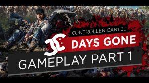 Days Gone Walkthrough Gameplay PART 01