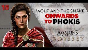 AC Odyssey Gameplay 15