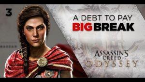AC Odyssey Gameplay 3