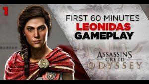 AC Odyssey Gameplay 1