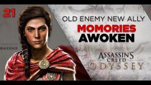 AC Odyssey Gameplay 21