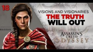 AC Odyssey Gameplay 18