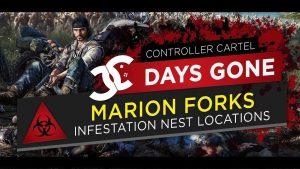 Days Gone Marion Forks Infestati