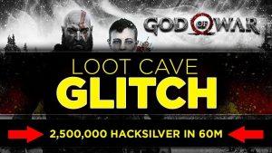god of war 4 glitch