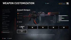 Exterminator prestige weapon